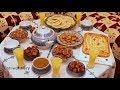 مائدة افطار رمضان  اقتراحات وافكار سهلة و بسيطة و شهية