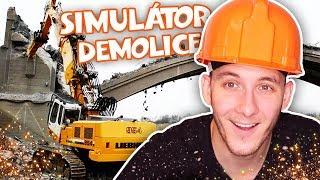 Simulátor DEMOLICE! | HouseBox