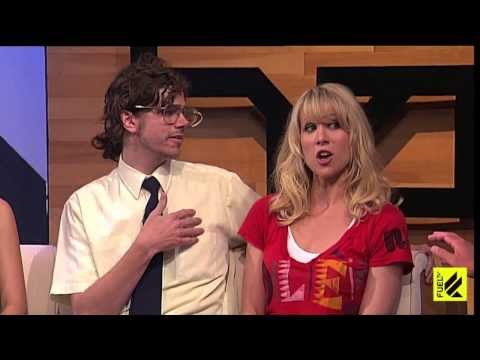 Lucy Punch w Andre Hyland: The Daily Habit