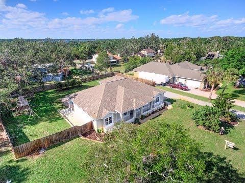 4265 Blossom Circle | Video Tour | Merritt Island, FL | Home For Sale