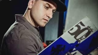 DJ Twister - 100% Bardzo Dobrej Jakości Vol. 1 - Hiphop Mixtape