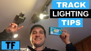 LED Track Lighting System [Best Ideas How To Upgrade]  - Best Low Cost Kitchen LED bulbs!