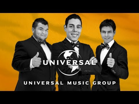Los Tres Tristes Tigres firman con Universal Music Group