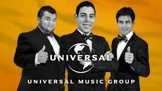 Los Tres Tristes Tigres firman con Universal Music Group