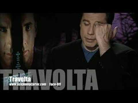 John Travolta Face Off Interview 1997