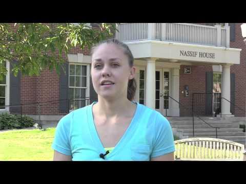 Alison Charles - Coe College Student