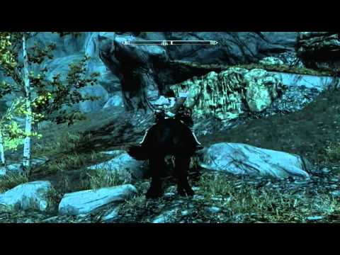 Skyrim: Horse Armour Mod by HutkiEntertainment