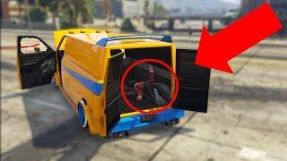 KIDNAPPING PEOPLE ONLINE! *FAIL* | GTA 5 THUG LIFE #141