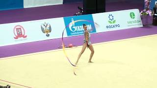 Маргарита Мамун, лента, Художественная гимнастика