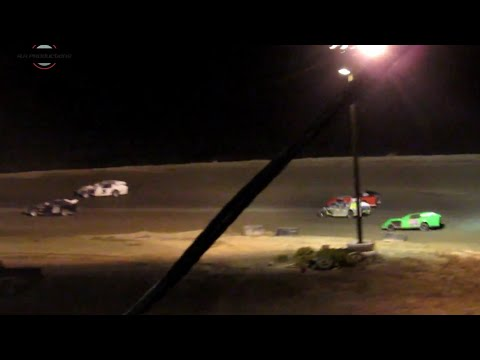 Desert Thunder Raceway 305 Modified Main Event 9/29/18