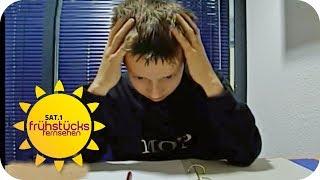 Wie streng darf  Erziehung sein ? | SAT.1 Frühstücksfernsehen | TV