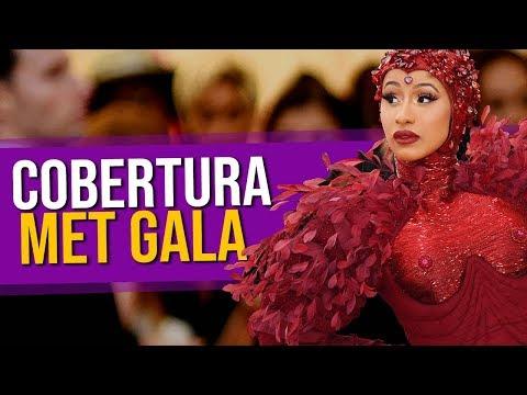 Cobertura Met Gala 2019
