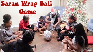 The Saran Wrap Ball Game 2018