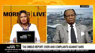 Tax Ombud Report: Over 4000 complaints against SARS