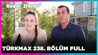 1 Kadın 1 Erkek || 238. Bölüm Full Turkmax