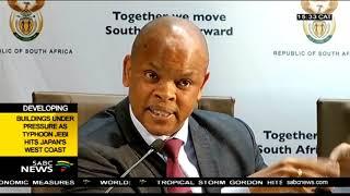Masutha announces election process for SA Legal Practice Council