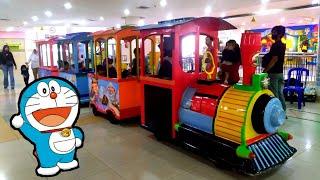 Naik Odong Odong Kereta Api Mall - Lagu Naik Kereta Api - Lagu Anak Populer