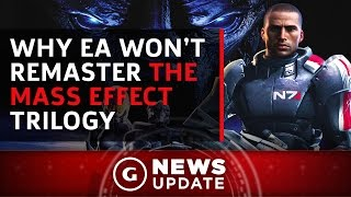 Here's Why EA Won't Remaster The Mass Effect Trilogy
