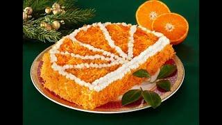 ЛЁГКИЙ САЛАТ С АПЕЛЬСИНОМ И ОГУРЦОМ! Вкусный и простой рецепт салата.