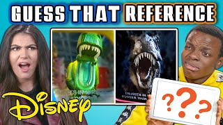 Baixar GUESS THAT DISNEY REFERENCE CHALLENGE (React)