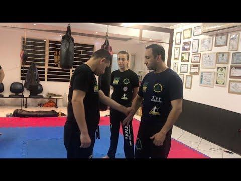 KAPAP Brazil. Master Diogo Duarte. A free training lesson