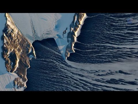 The yin-yang of sea ice at Earth's poles