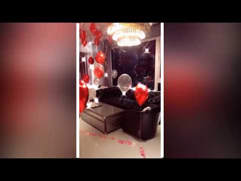 Room decorating ideas| Room decorating ideas for husband birthday | naant91