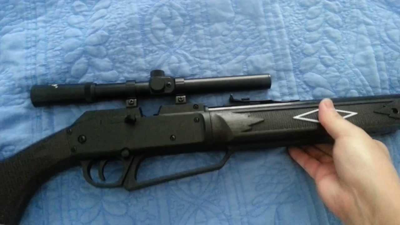 40 800fps daisy 880 powerline pellet bb gun youtube for Www bb
