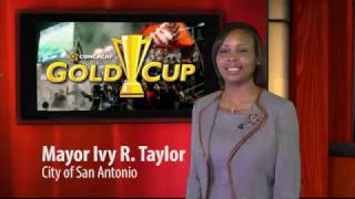 San Antonio to host CONCACAF Gold Cup in July, 2017