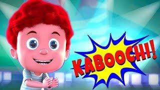 Kaboochi | Dance Song For Kids | Talent Show For Children | Dance Challenge | Kids Channel India