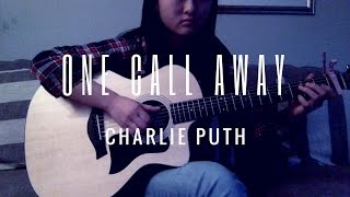 One Call Away - Charlie Puth - Fingerstyle Guitar Cover