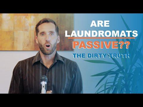 How Passive Are Laundromats?