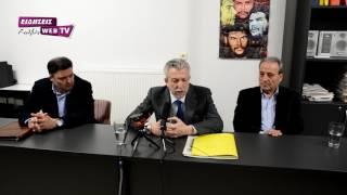 Κοντονής: Το Δικαστικό Κιλκίς θα γίνει στο Εκκλησιαστικό Λύκειο-Eidisis.gr webTV