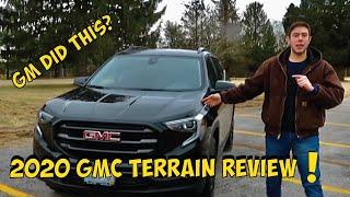 2020 GMC Terrain Review & Test Drive