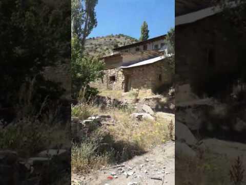 Çamoluk çakılkaya Köyü manzara 2017