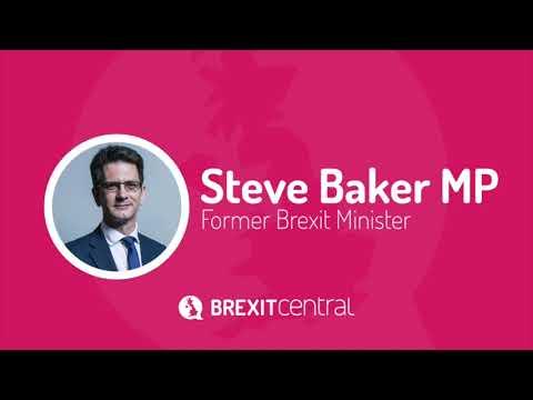 Steve Baker MP on the Today programme