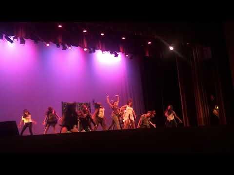 Valley High School Anaheim Dance Team Dance Festival 2017
