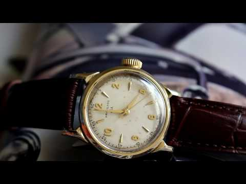 Hamilton wrist watch review - American Classic