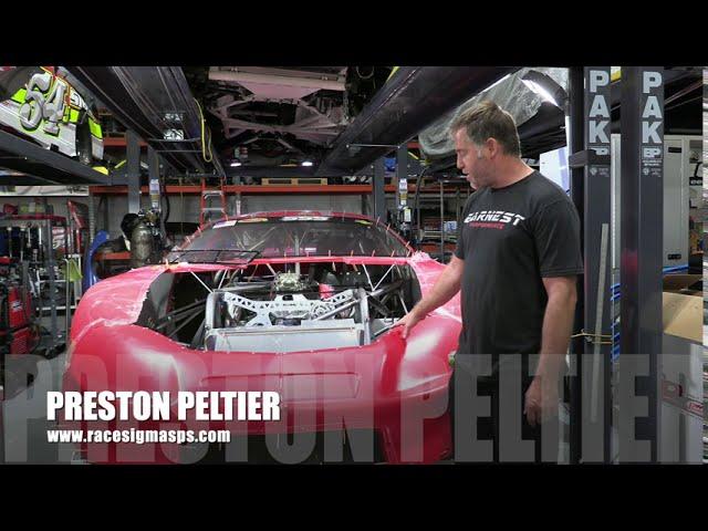 Preston Peltier Gives A Sneak Peek Into The New Driver Development Program