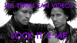 LES TWINS - Sock It 2 Me | Les Twins Fan Videos
