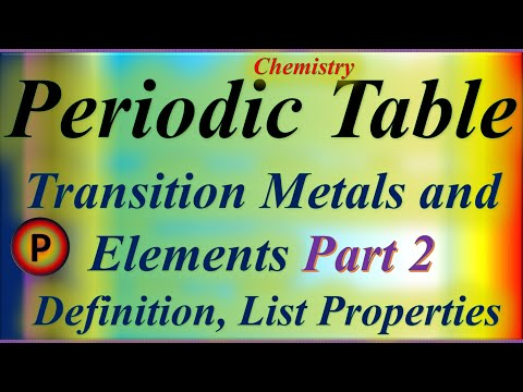 12c1202 chemistry periodic table transition metals and elements 12c1202 chemistry periodic table transition metals and elements definition list properties 2 urtaz Gallery