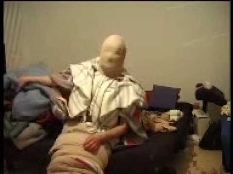 Fetish mummificatiom movie