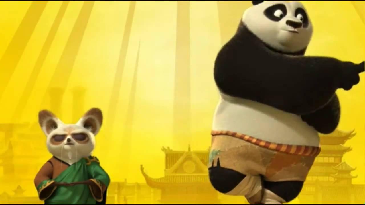 Po & Shifu - YouTu... Kung Fu Panda Po And Shifu