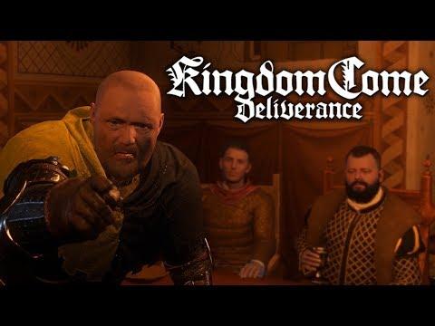 Let's Play: Kingdom Come: Deliverance - Episode 5 - Street Fighter