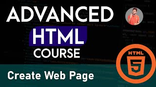 2- Creating simple page using HTML  5 in Hindi