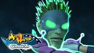 Matt Hatter Chronicles - Full Season 1 - 4 Best Bits Compilation | Cartoons For Kids