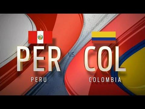 Download Peru vs Colombia   FULL Match HD 11/10/2017 World Cup Qualifying South America - Xem Lại Bóng Đá