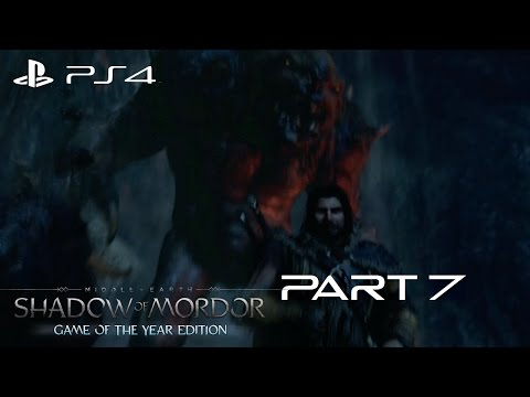 Middle Earth: Shadow of Mordor GOTY Edition Walkthrough Gameplay Part 7 - Rings of Power  