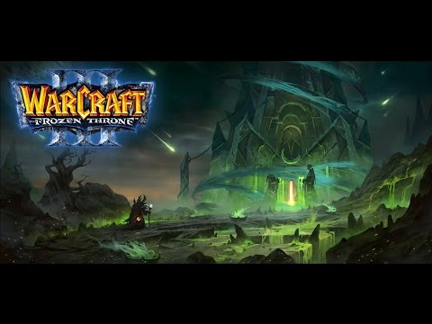 Стандартные карты для warcraft 3 frozen throne на развитие patch