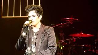 Video Adam Lambert A Loaded Smile River Rock 2010 download MP3, MP4, WEBM, AVI, FLV April 2018
